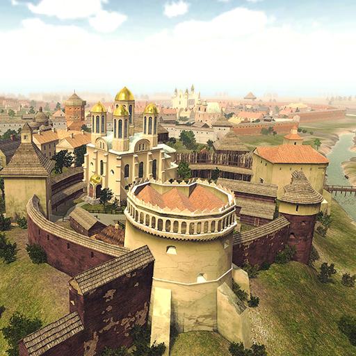 wizualizacje 3d rekonstrukcja Ostróg